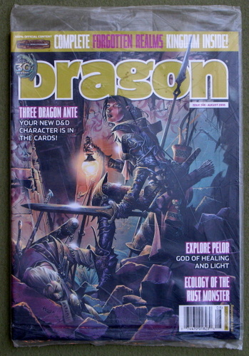 Dragon Magazine, Issue 346