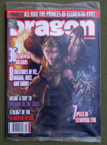 Dragon Magazine, Issue 347