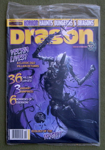Dragon Magazine, Issue 348