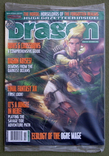 Dragon Magazine, Issue 349