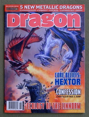 Dragon Magazine, Issue 356