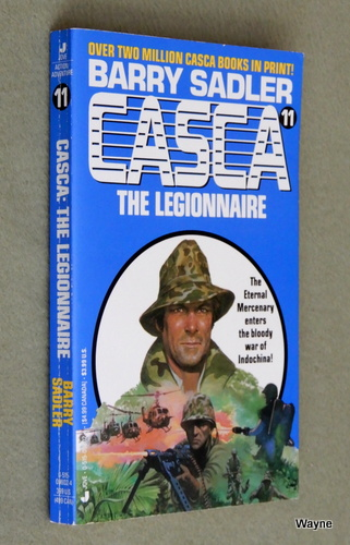 Casca: The Legionnaire (# 11), Barry Sadler
