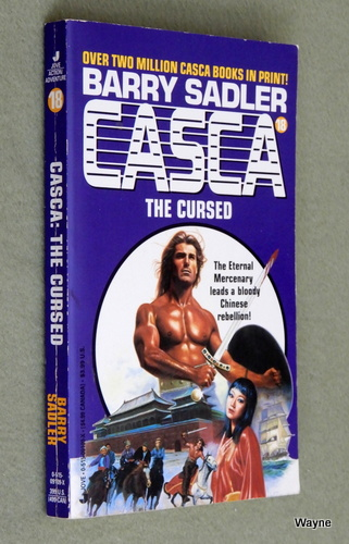 Casca: The Cursed (#18), Barry Sadler