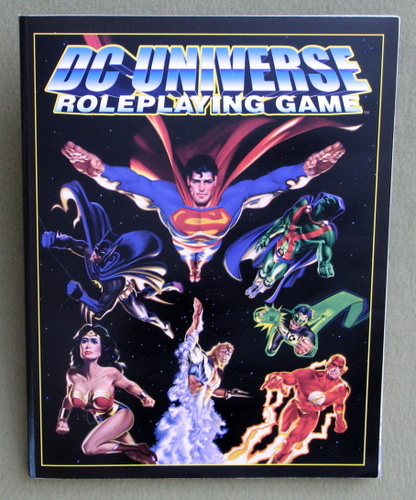 DC Universe Roleplaying Game Rulebook
