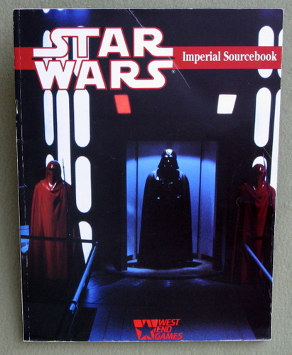Imperial Sourcebook (Star Wars RPG), Greg Gorden