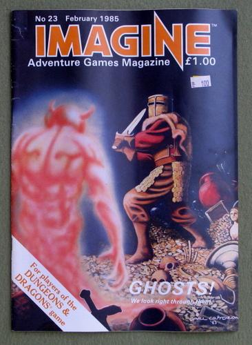 Imagine Magazine, Issue 23 (Feb 1985)