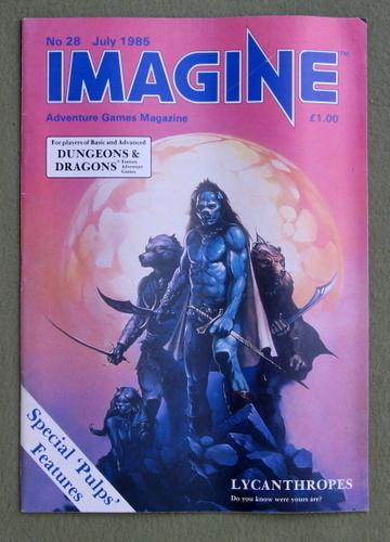 Imagine Magazine, Issue 28 (July 1985)