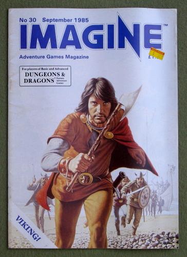 Imagine Magazine, Issue 30 (Sept 1985)