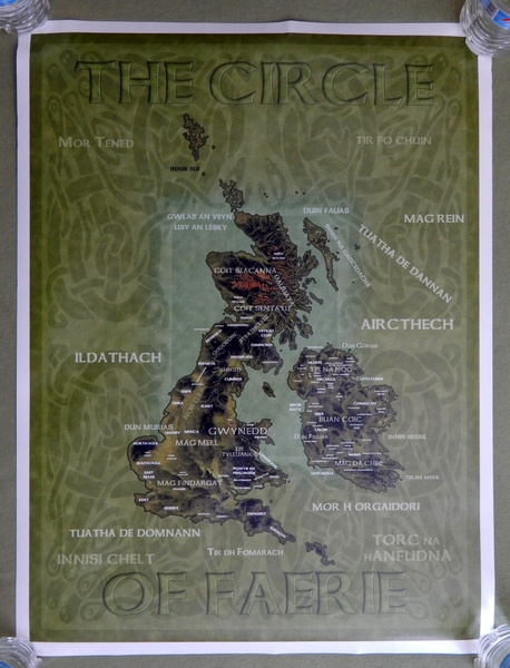 The Circle of Faerie: Poster (Castles & Crusades)