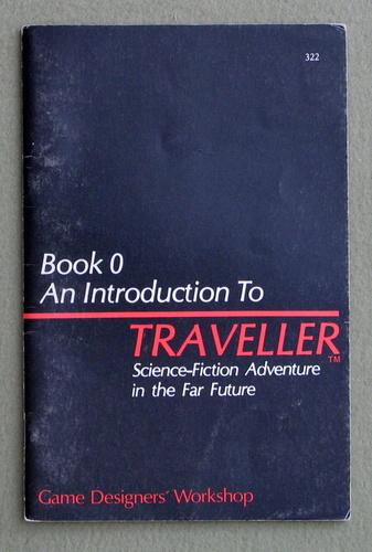 Traveller Book 0: An Introduction to Traveller, Loren K. Wiseman