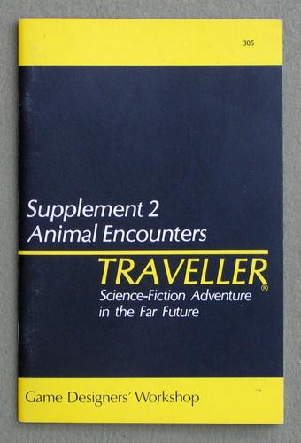Traveller Supplement 2: Animal Encounters