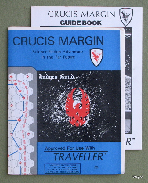Crucis Margin (Traveller RPG)
