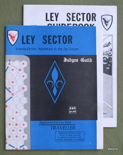 Ley Sector (Traveller RPG), Ken Simpson