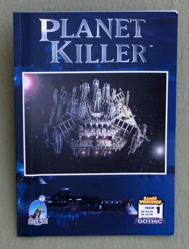 Planet Killer, Issue 1 (Warhammer 40k: Battlefleet Gothic)