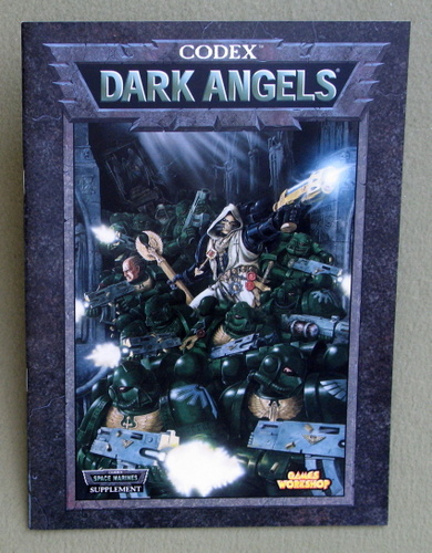 Codex: Dark Angels (Warhammer 40,000)