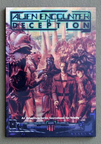 Alien Encounter 2: Deception (Trinity)