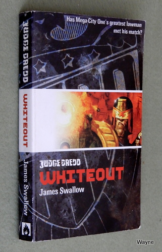 Judge Dredd #8: Whiteout, James Swallow