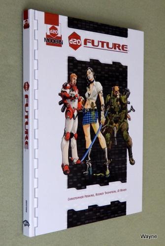 d20 Future: A d20 Modern Rules Supplement