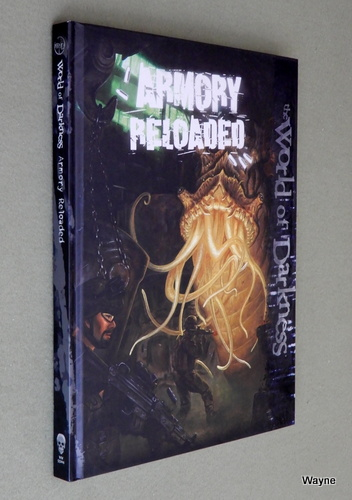 Armory Reloaded (World of Darkness)