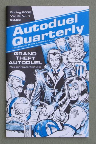 Autoduel Quarterly: Vol. 3, No. 1 (Car Wars)