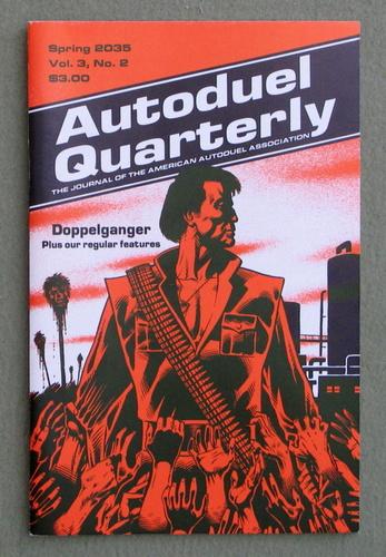Autoduel Quarterly: Vol. 3, No. 2 (Car Wars)