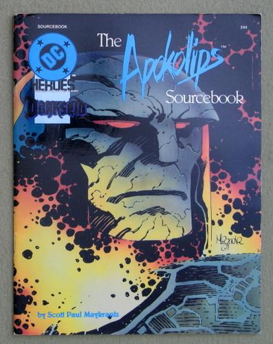 The Apokolips Sourcebook (DC Heroes RPG), Scott Paul Maykrantz