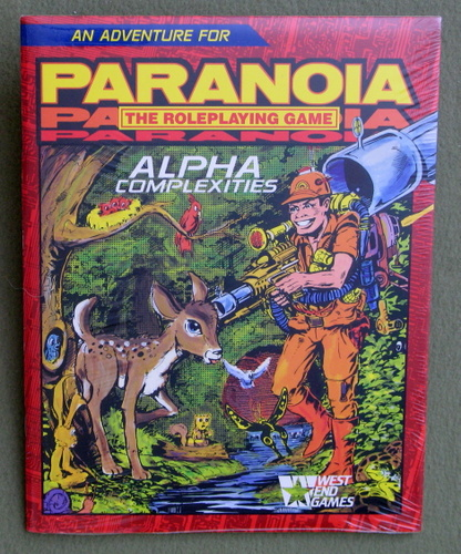 Alpha Complexities (Paranoia: The Roleplaying Game), Edward Bolme