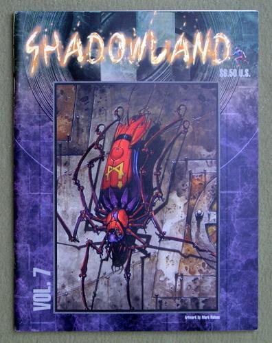 Shadowland Magazine, Vol. 7 (Shadowrun)