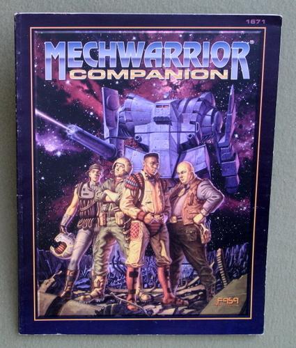 MechWarrior Companion (Battletech)