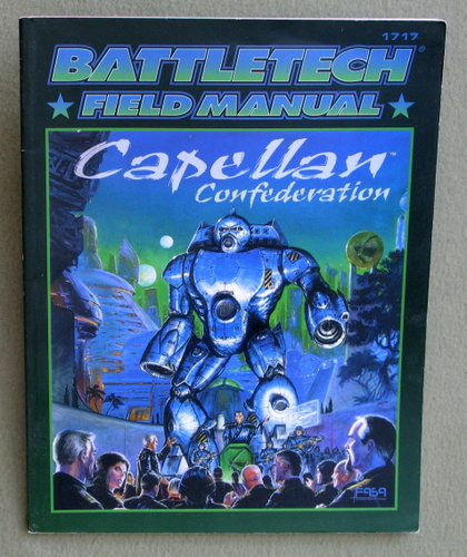 Battletech Field Manual: Capellan Confederation