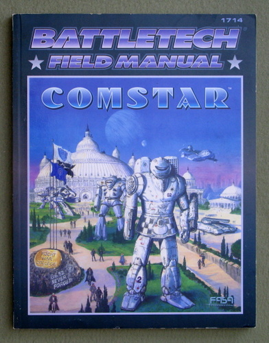 Comstar (Battletech Field Manual)