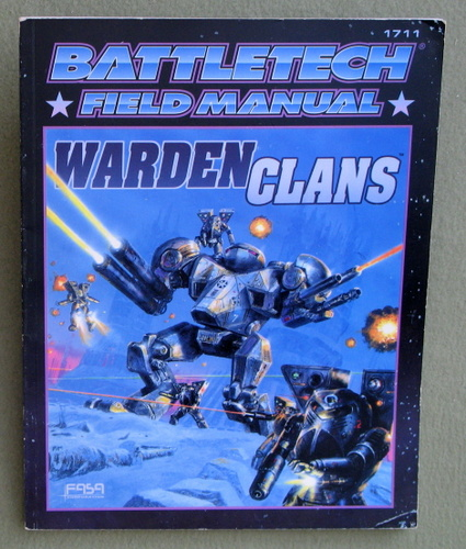Battletech Field Manual: Warden Clans