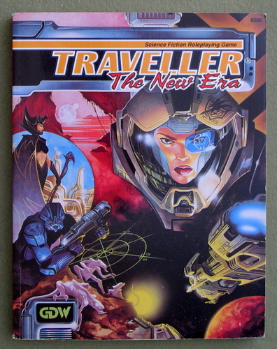 Traveller: The New Era, Frank Chadwick & Dave Nilsen