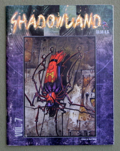 Shadowland Magazine, Vol. 7 (Shadowrun)