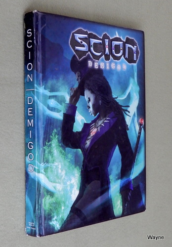 Demigod (Scion) - PLAY COPY