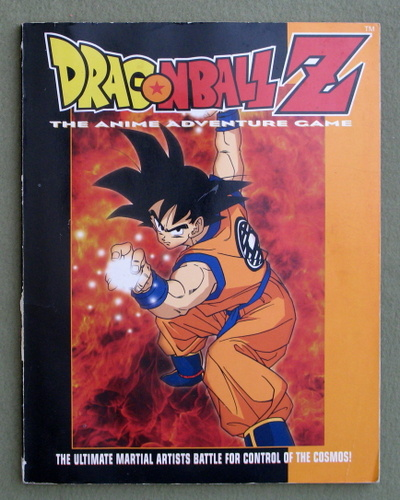 Dragonball Z: The Anime Adventure Game (Dragon Ball Z) - PLAY COPY