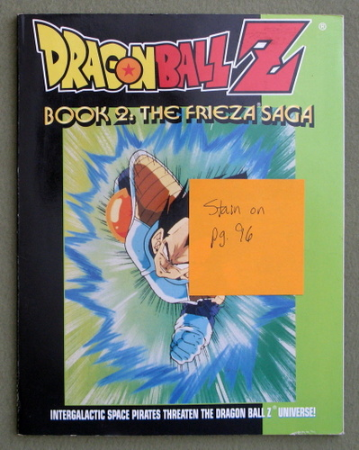 Dragonball Z Book 2: The Frieza Saga (Dragon Ball Z) - PLAY COPY
