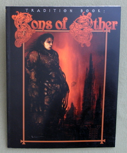 Tradition Book: Sons of Ether (Mage the Ascension)
