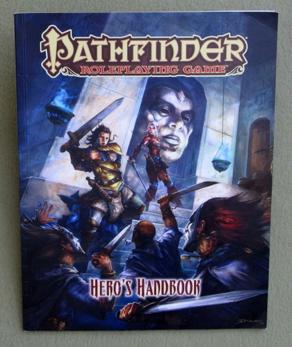 Hero's Handbook (Pathfinder Roleplaying Game), Jason Bulmahn & Sean K. Reynolds