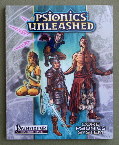 Psionics Unleashed: Core Psionics System (Pathfinder)