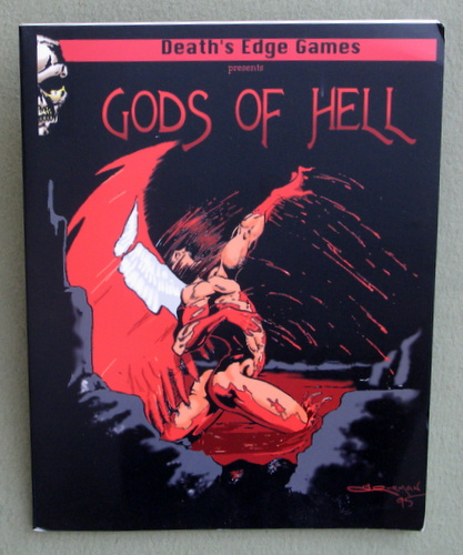Gods of Hell (Inferno Roleplaying Game Supplement), Gabe Ivan