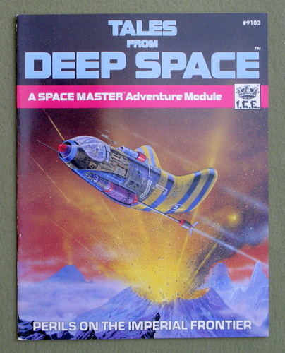 Tales from Deep Space (Space Master RPG), Tod Foley