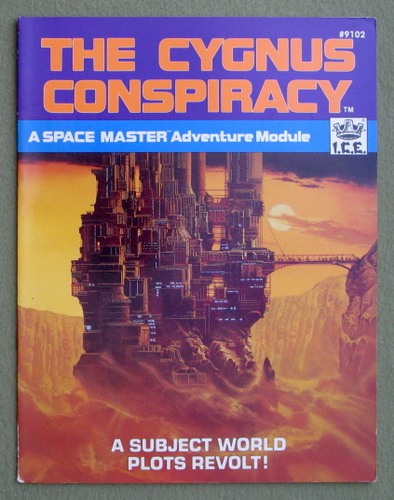 The Cygnus Conspiracy (Space Master RPG)