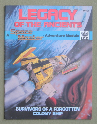 Legacy of the Ancients (Space Master), Leo LaDell