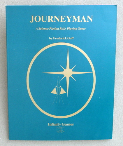 Journeyman: A Science Fiction Role-Playing Game, Frederick Goff