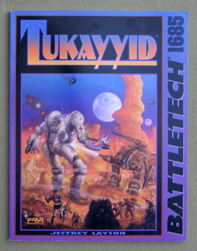 Tukayyid (Battletech), Jeffrey Layton