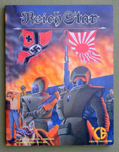 Reich Star: Sci-fi Role-playing in a Terrifying Future That Might Have Been