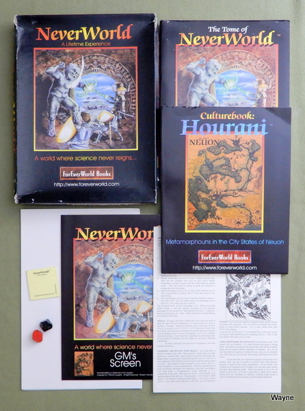 Neverworld Roleplaying Game