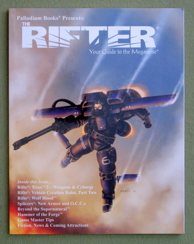 Rifter #51: Your Guide to the Megaverse (Rifts)
