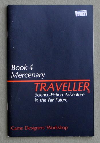 Traveller Book 4: Mercenary, Frank Chadwick & Marc Miller